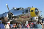 Boeing B-17G Flying  Fortress - MCAS Miramar Airshow 2004