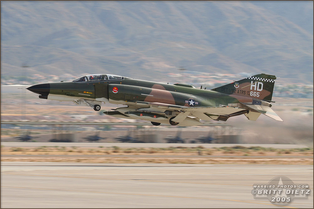 Nellis AFB Airshow 2005 - November 12-13, 2005