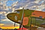 HDRI PHOTO: AC-47D Spooky - MCAS Miramar Airshow 2009 [ DAY 1 ]