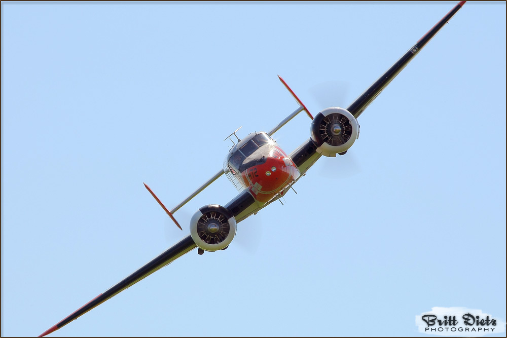 search for beech c 45 expeditor aviation images photography by