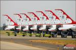 United States Air Force Thunderbirds - NBVC Point Mugu Airshow 2010 [ DAY 1 ]