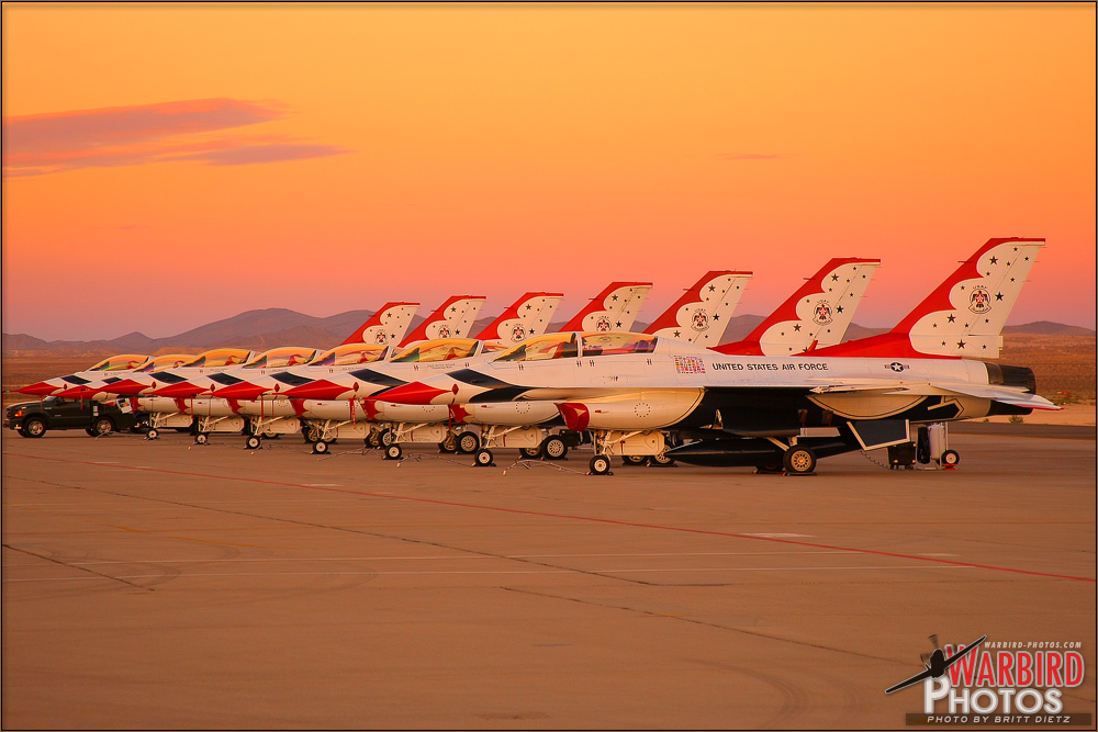 Nellis AFB Airshow 2010 - November 13-14, 2010