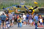 North American B-25J Mitchell - Big Bear Airport AirFaire 2011