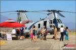 Boeing CH-46E Sea  Knight - 2011 MCAS El Toro Airshow