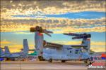 HDRI PHOTO: MV-22A Osprey - MCAS Miramar Airshow 2011 [ DAY 1 ]