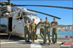 Sikorsky CH-53E Crew - Centennial of Naval Aviation 2011: Day 2 [ DAY 2 ]
