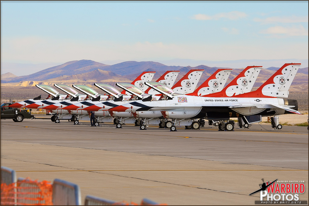 Nellis AFB Airshow 2011 - November 12-13, 2011
