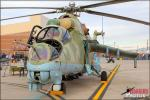 Mil Helicopters Mi-24 Hind-D - Nellis AFB Airshow 2011 [ DAY 1 ]