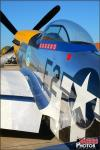 North American P-51D Mustang - Wings, Wheels, & Rotors Expo 2012
