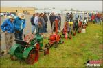 Antique Tractors - Riverside Airport Airshow 2012