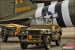 Willys Jeep - Riverside Airport Airshow 2012