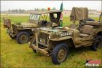 Willys Jeeps - Riverside Airport Airshow 2012