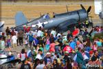 Vought F4U-1A Corsair - Apple Valley Airshow 2013