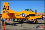 North American T-28B Trojan - Apple Valley Airshow 2013