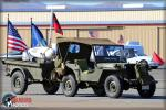 Willys Jeep - Apple Valley Airshow 2013