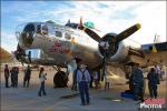 Boeing B-17G Flying  Fortress - NAF El Centro Airshow 2013