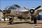 North American B-25J Mitchell - Planes of Fame Pre-Airshow Setup 2013 [ DAY 1 ]