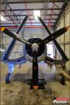 Vought F4U-1A Corsair - Planes of Fame Pre-Airshow Setup 2013 [ DAY 1 ]