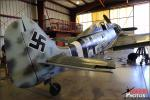 Focke-Wulf FW-190 A8-N - Planes of Fame Pre-Airshow Setup 2013 [ DAY 1 ]
