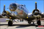 Boeing B-17G Flying  Fortress - Planes of Fame Pre-Airshow Setup 2013: Day 2 [ DAY 2 ]