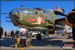 North American B-25J Mitchell - LA County Airshow 2014 [ DAY 1 ]
