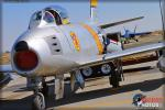 North American F-86F Sabre   &  Blue Angel - LA County Airshow 2014 [ DAY 1 ]