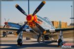 North American P-51D Mustang   &  P-51C Mustang - LA County Airshow 2014 [ DAY 1 ]