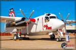 Cal Fire S-2F-3AT Tracker - MCAS Miramar Airshow 2014 [ DAY 1 ]