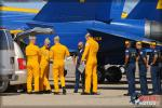 United States Navy Blue Angel  #Pilots - NAF El Centro Airshow 2014