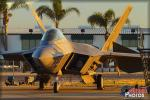 Lockheed F-22A Raptor - Planes of Fame Airshow 2014 [ DAY 1 ]