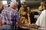 82nd Airborne Living History  Group - Riverside Airport Airshow 2014
