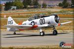 North American AT-6G Texan - Riverside Airport Airshow 2014