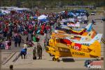 Airshow Crowd - Riverside Airport Airshow 2014