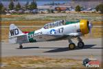 John Collver SNJ-5 War  Dog - Riverside Airport Airshow 2014