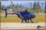 Riverside Police MD 369E - Riverside Airport Airshow 2014