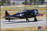 North American T-6G Texan - Riverside Airport Airshow 2014