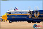 USN Blue Angels Fat Albert -  C-130 Hercules - MCAS Miramar Airshow 2015 [ DAY 1 ]