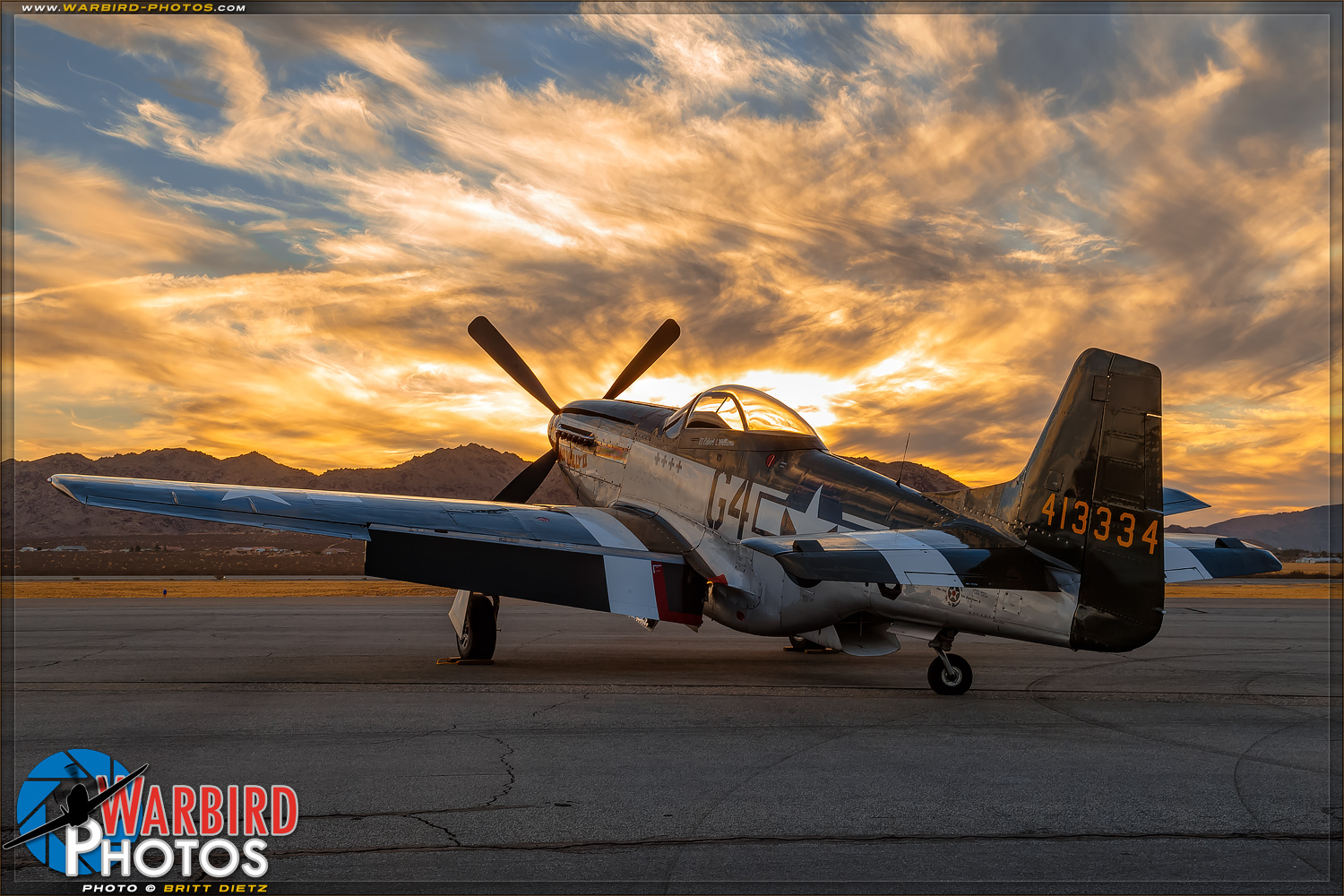 North American P-51D Mustang    - Apple Valley Airshow 2016 Photo Gallery