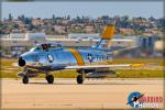 North American F-86F Sabre - March ARB Airshow 2016: Day 3 [ DAY 3 ]