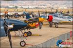 Airshow Hot Ramp  Warbirds - Planes of Fame Airshow 2016 [ DAY 1 ]