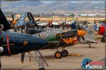 Warbird Gaggle - Planes of Fame Airshow 2016 [ DAY 1 ]