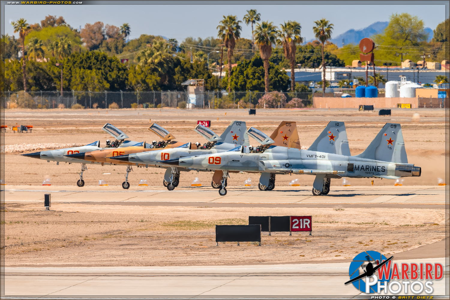 MCAS Yuma Airshow 2017 - March 18, 2017