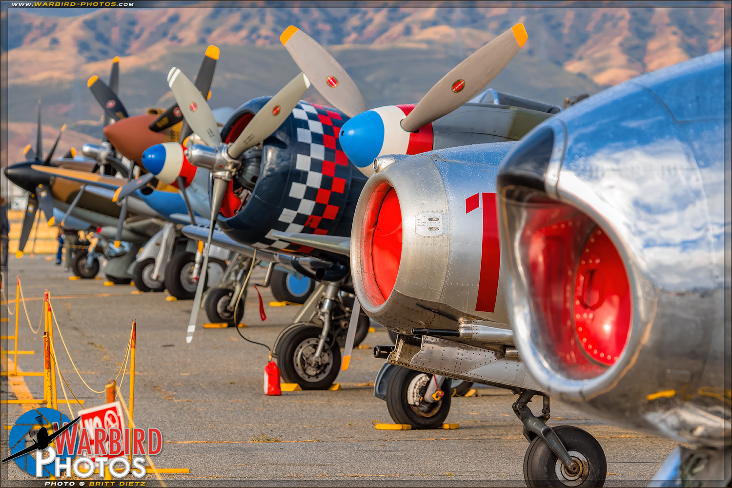 Planes of Fame Airshow 2017 - May 6-7, 2017