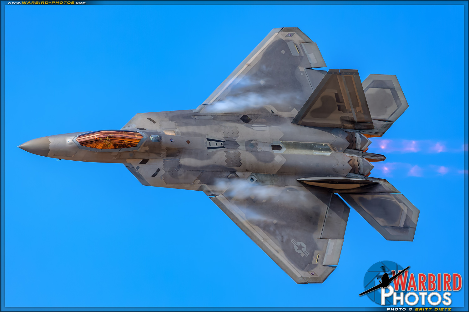 Lockheed F-22A Raptor    - Los Angeles County Airshow 2018 Day 2 Photo Gallery
