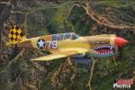 Curtiss P-40N Warhawk - Air to Air Photo Shoot - April 25, 2012