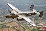 North American B-25J Mitchell - Air to Air Photo Shoot - May 3, 2012