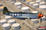 North American P-51D Mustang - Air to Air Photo Shoot - July 7, 2012