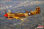 Curtiss P-40N Warhawk - Air to Air Photo Shoot - May 1, 2013