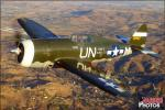 Republic P-47G Thunderbolt - Air to Air Photo Shoot - May 2, 2013