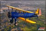 Boeing E75 Stearman  Kaydet - Air to Air Photo Shoot - September 8, 2013